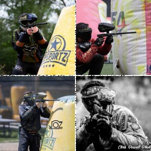 2019 Paintball Photos