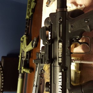 My Tippmann Custom 98