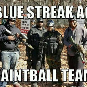 My Paintball Team