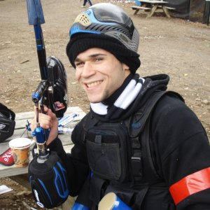 Me At Liberty Paintball